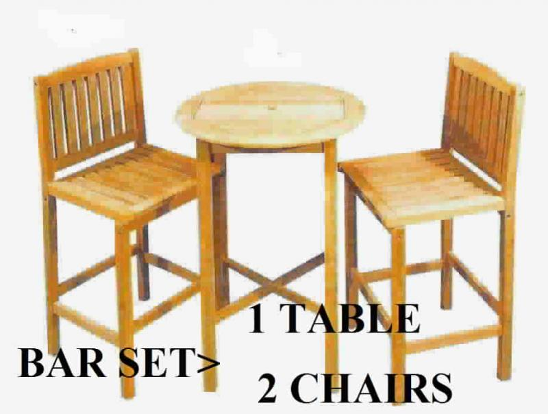 teak wood patio outdoor furniture